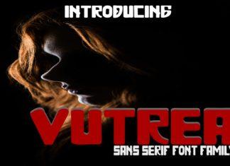 Vutrea Font