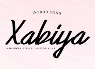 Xabiya Font
