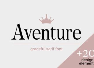 Aventure Font