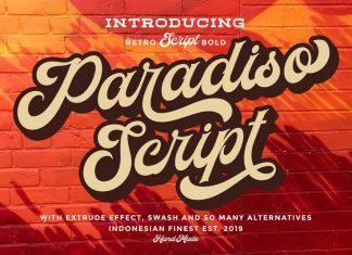 Paradiso Font