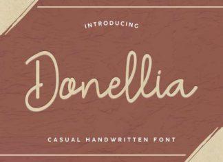 Donellia Font