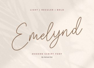 Emelynd Font