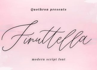 Finuttella Font