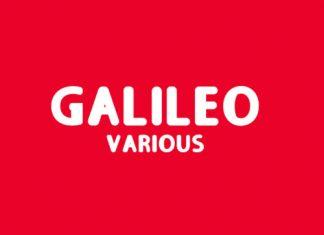 Galileo Various Font