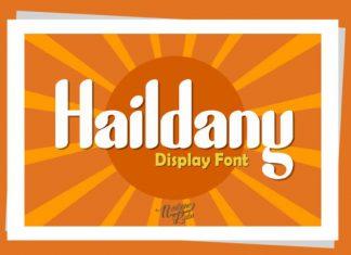 Haildany Font