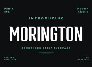 Morington Font