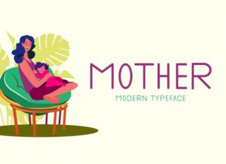 Mother Font