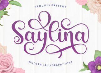Saylina Font