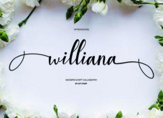 Williana Font