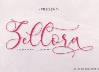 Zellora Font