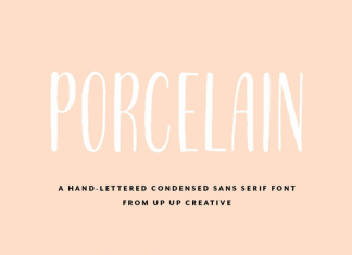 Porcelain Font